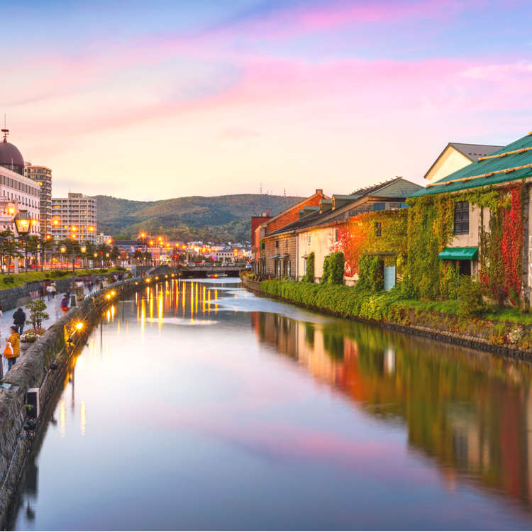 北海道自由行到小樽旅遊 你絕不能錯過的5大必去景點