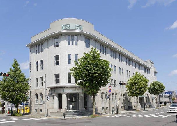 2.華やかな時代を彩った建築に芸術品がいっぱい!「小樽芸術村」