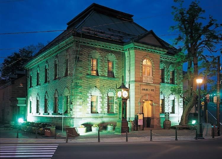 5)「小樽オルゴール堂」の手作り体験専門店で好みの曲でオルゴール作り