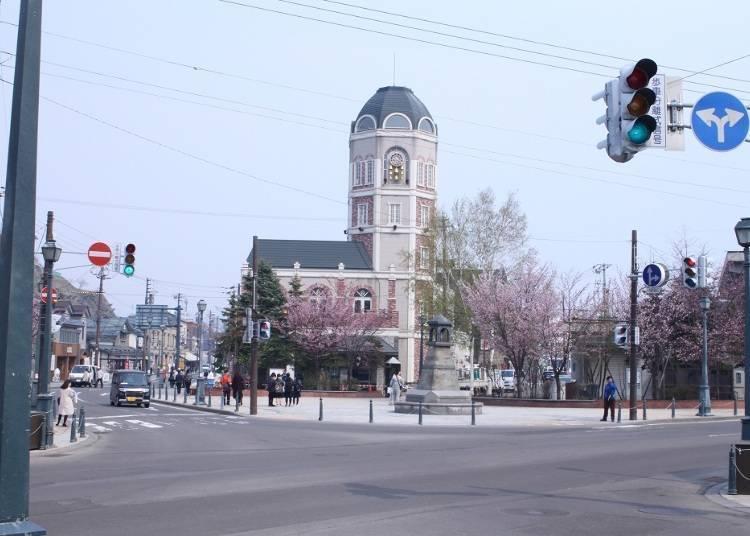10. A Must-See Photogenic Spot: Marchen Crossroads