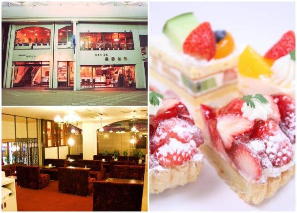 4. Otaru Amato: Otaru's representative dessert pastry shop!