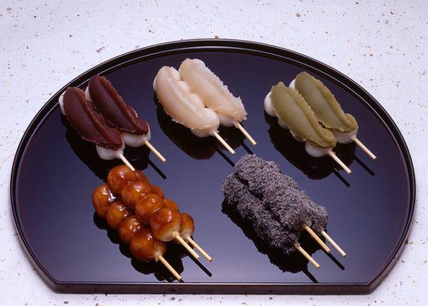 和菓子を味わいたいなら「菓匠小樽新倉屋 花園本店」