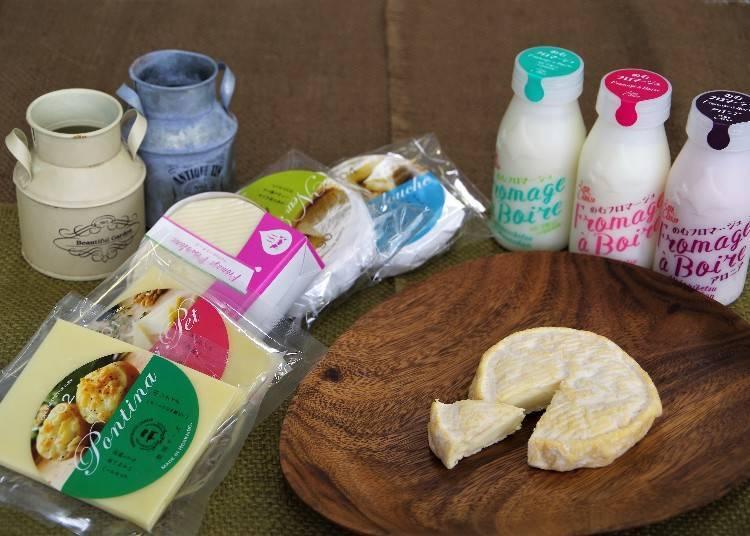 新鮮起司、鮮奶霜淇淋都必吃!「登別酪農館(のぼりべつ酪農館)」