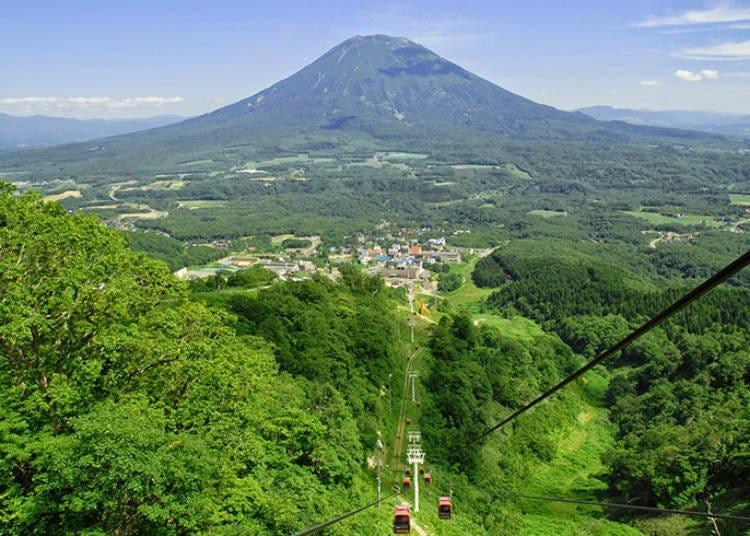 造訪北海道大自然奧妙!「新雪谷」「羊蹄山」旅遊觀光必訪人氣絕美景點