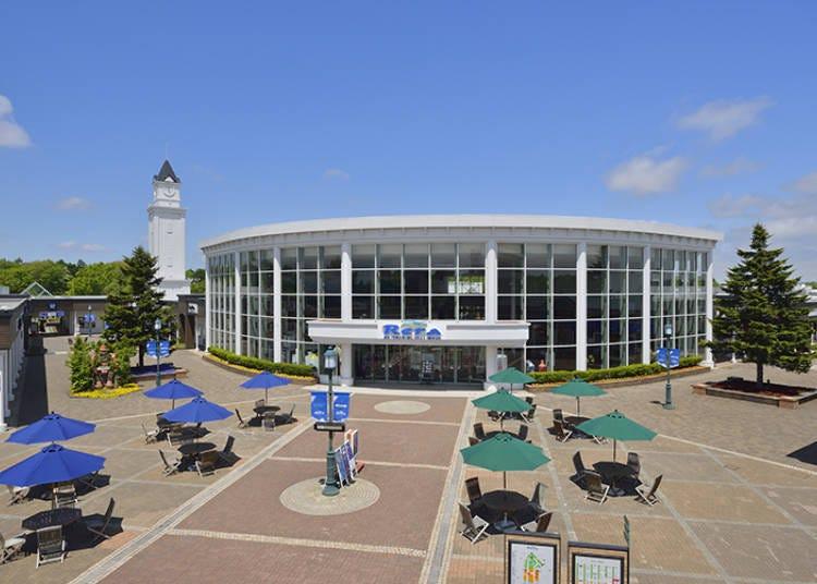 北海道最大的Outlet(奥特莱斯) 「Chitose Outlet Mall Rera」