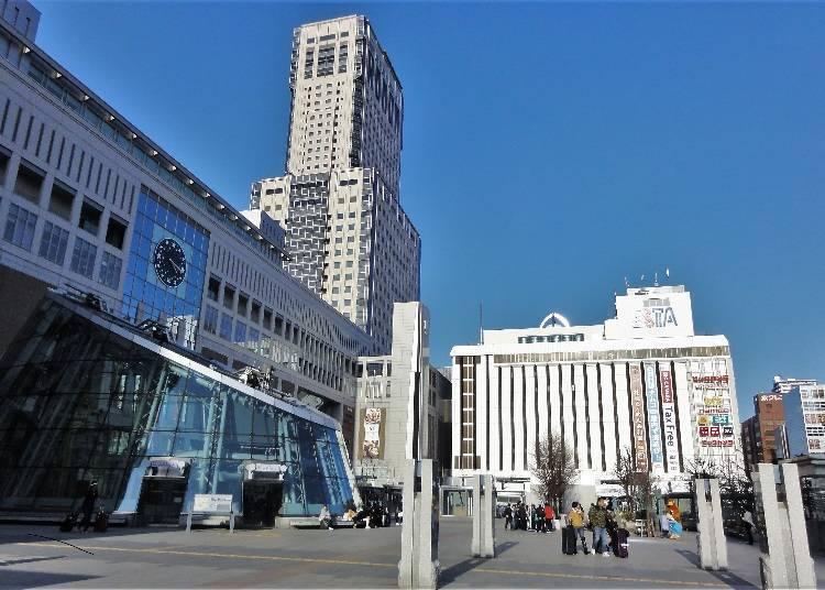 삿포로 역에서 에키벤 사는 법 길잡이