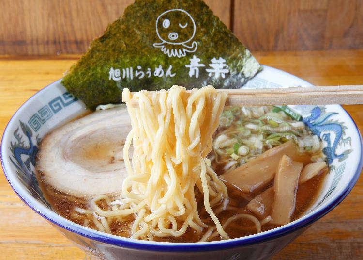 홋카이도 맛집 - 삿포로 라멘, 아사히카와 라멘, 하코다테 라멘 등 홋카이도 5개 지역의 라멘의 특징을 알아본다!