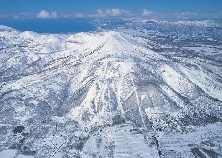 滑雪爱好者必访的天堂!北海道二世谷滑雪场(新雪谷)NISEKO UNITED