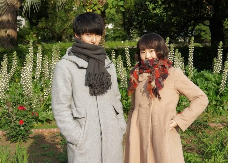 北海道の春(3~5月)の服装・持ち物