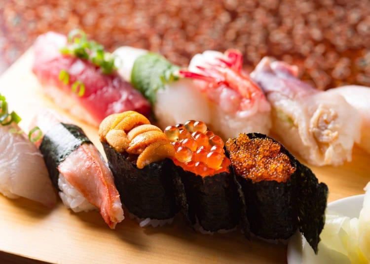 札幌当地美食4 海鲜