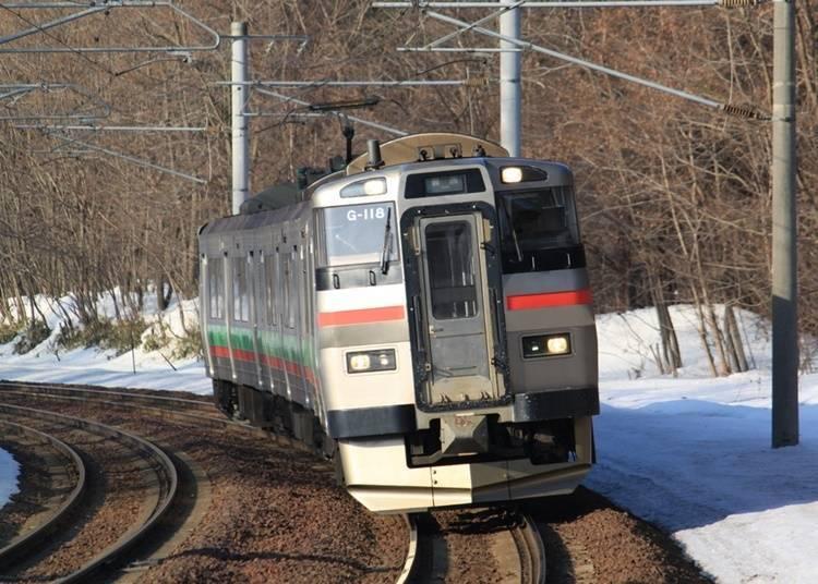 4. How to get around Hokkaido