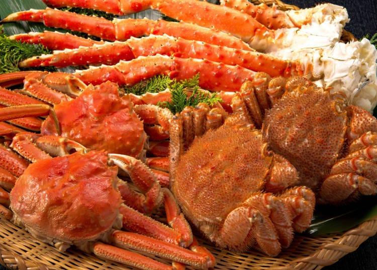 Q. 홋카이도의 현지 음식은 어떤 것이 있나?