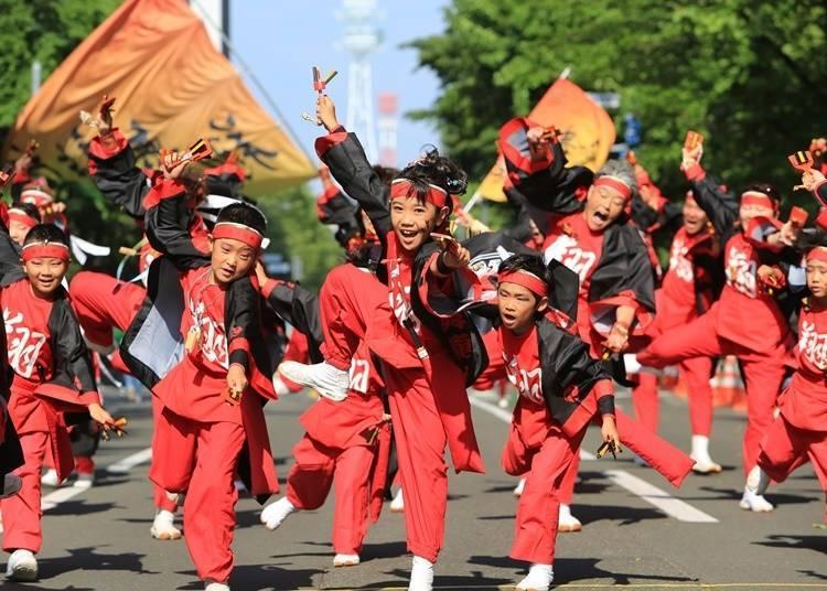 Q. 홋카이도에서 추천하는 축제를 살펴본다!