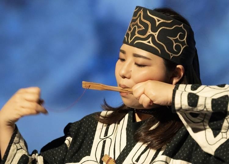 Q. 아이누 민족의 문화와 접할 수 있는 장소는?