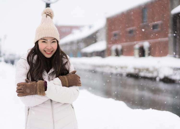 【秋・冬篇】北海道觀光行前必讀!天氣與服裝總整理
