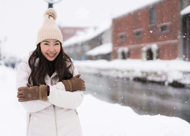 Visiting Hokkaido in December 2019: Ultimate Guide to Hokkaido Weather in Winter and Clothes You Need! - LIVE JAPAN