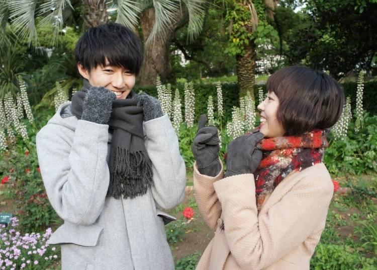 홋카이도의 겨울(12~2월) 복장.소지품