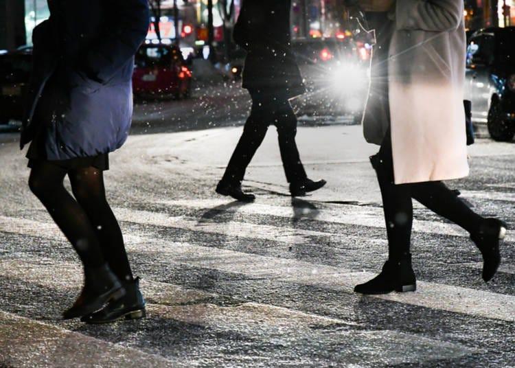 北海道秋季(9~11月)的平均气温‧降水量