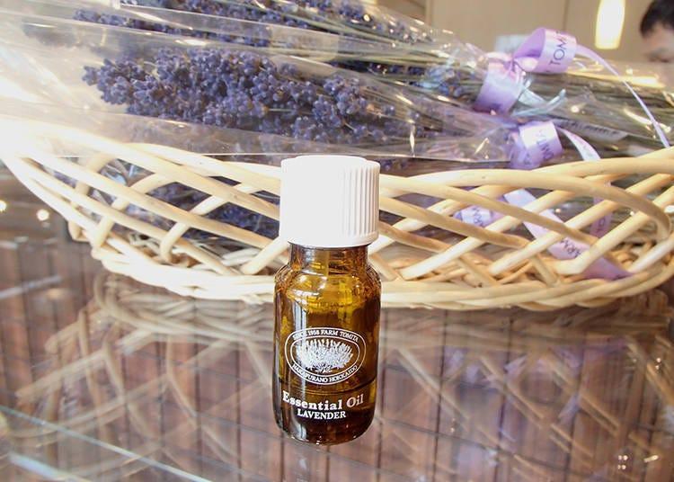 1. Lavender Oil