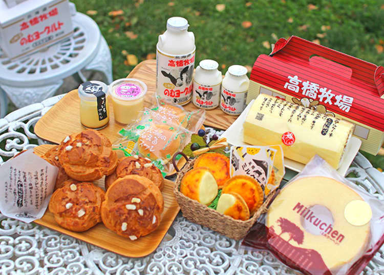 Not Just Winter Delights - Check Out Niseko Japan's Awesome Summer Foods! - LIVE JAPAN