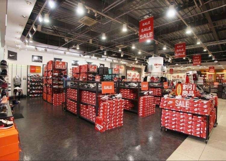 彻底介绍北海道的超人气Outlet「千岁Outlet Mall Rera」「三井Outlet Park札幌北广岛」