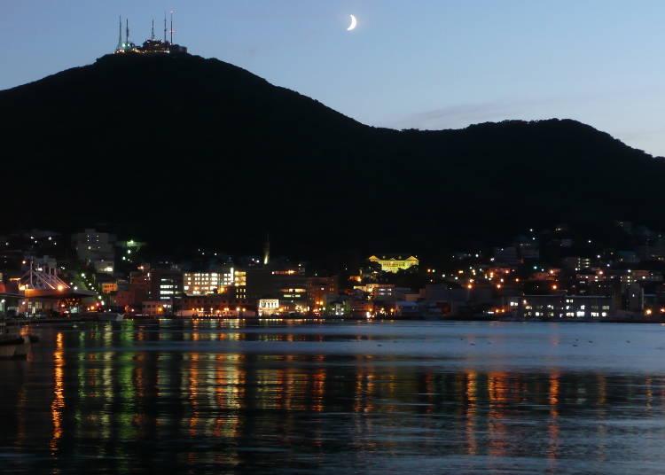 ゆっくり旅を楽しみたいなら温泉地のある「函館」に泊まる