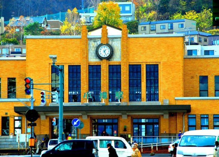 3)以小樽站為出發點遊玩:二世谷(新雪谷)、余市