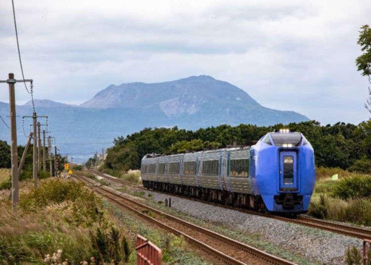 出發北海道旅行前必知!在北海道各地之間的移動距離&交通方式全指南
