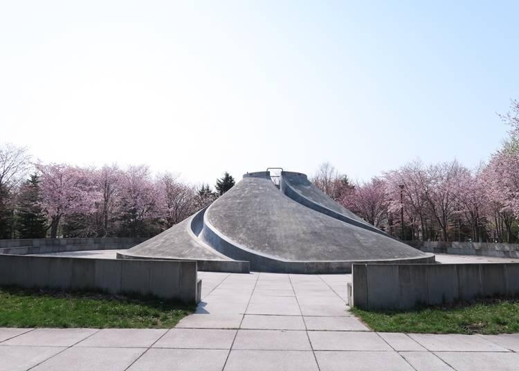 7. 자연과 예술이 융합 '모에레누마 공원'[도오]