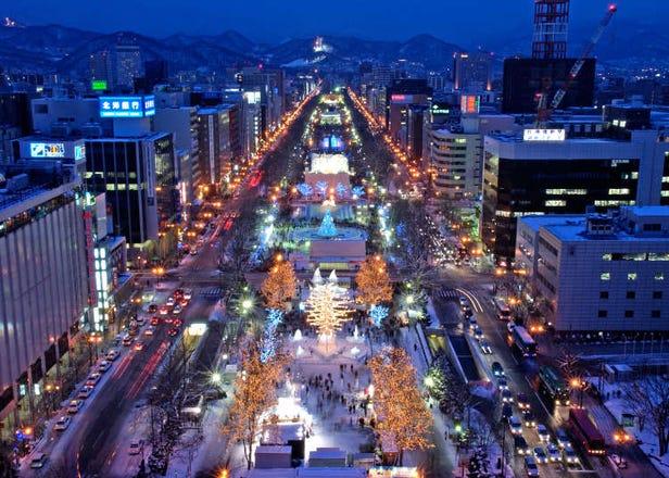 北海道最推薦秋冬去!北海道超人氣活動行程月曆!