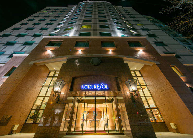 Hokkaido Hotels: 5 Convenient and Reasonable Hotels in the Sapporo Area! - LIVE JAPAN