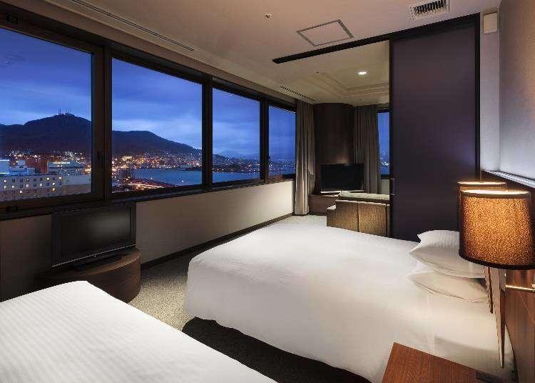 Japanese Luxury: 5 Popular Hot Springs Hotels in Hakodate, Hokkaido!