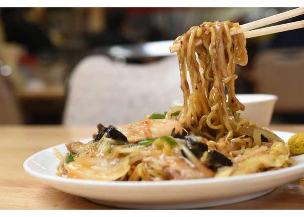 Otaru Food Guide: We Try Ankake Yakisoba, Ramen's Weird Cousin