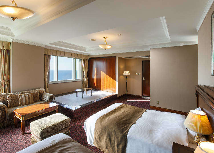 3 hotels with amazing views and perfect locations in Otaru, Hokkaido