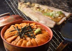 We Try Rebun Island's Legendary 'Uni Donburi' Sea Urchin Rice Bowls