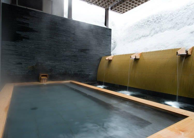 7. 木二世古:被誉为天然化妆水的温泉