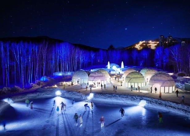 在「星野度假村」不论是大人还是小孩都可以得到满足的雪国体验!