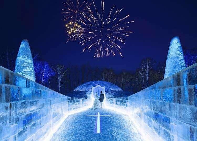 梦幻满载、拍照打卡绝不能错过的冰雕7选!