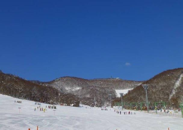 6. Getting to Sapporo Moiwayama Ski Area