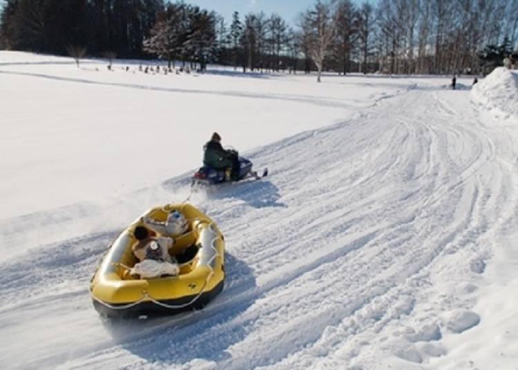 ■ 5. Getting to: Dynasty Ski Resort
