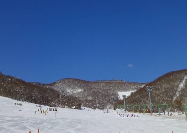 ■札幌藻岩山スキー場