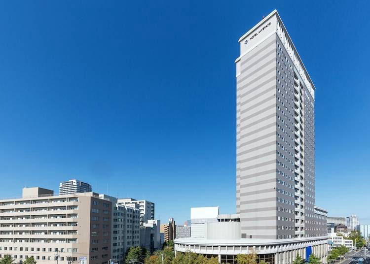 9. HOTEL MYSTAYS PREMIER Sapporo Park - Nature in the Middle of the City!