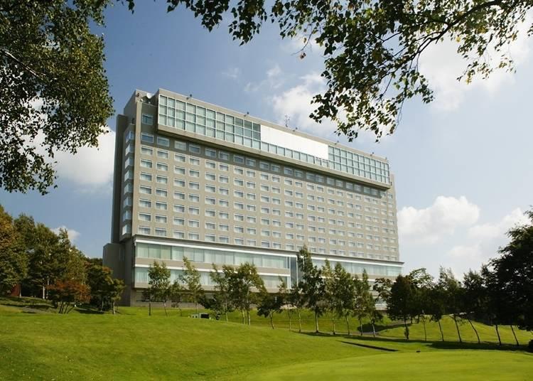 10) 삿포로 기타히로시마 크랏세 호텔 : 액티비티를 즐긴 뒤,온천욕