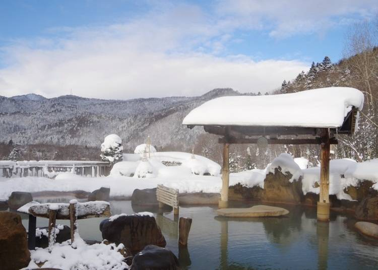 ■丰平峡温泉