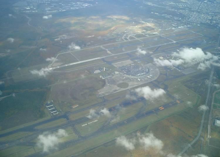 利用國內線班機移動、縮短日本旅程間的距離
