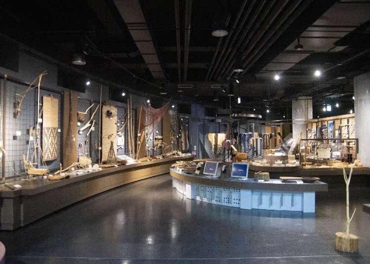 홋카이도 삿포로에서 아이누의 전통과 문화를 만나다. '피리카코탄' 길라잡이