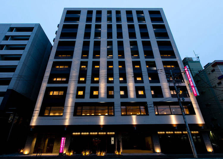 11. Hotel Wing International Sapporo Susukino: A warm space for you to relax