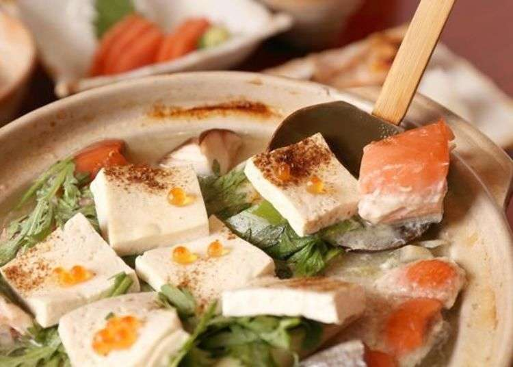 想瞭解北海道的鄉土料理「石狩鍋」必看!元祖創始店「金大亭」品嘗正宗風味!