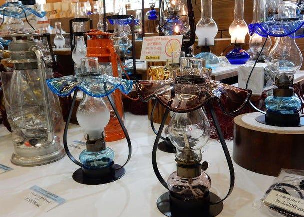 Kitaichi Glass Otaru: Popular Tourist Attraction Featuring Traditional Techniques!