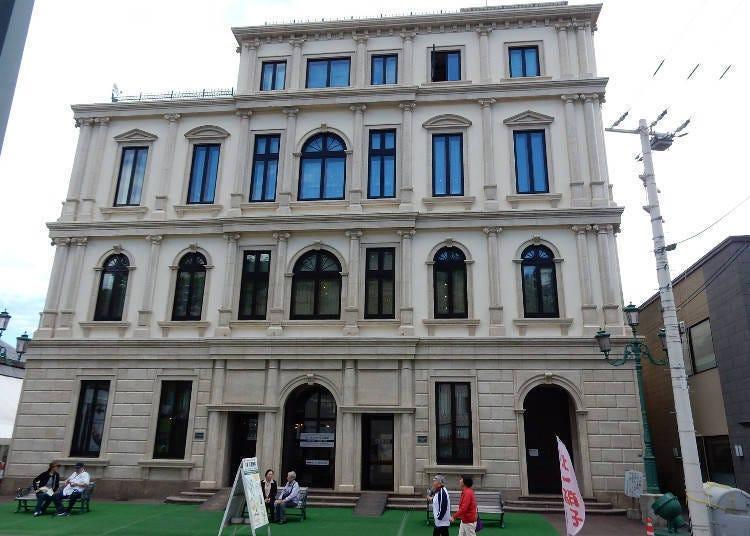 彷彿置身於義大利宮殿中的「北一威尼斯美術館」